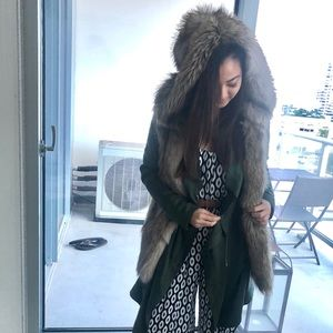 BB dakota Faux Fur Vest + Jacket